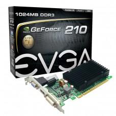 EVGA GeForce 210 1GB DDR3 Ekran Kartı / 01G-P3-1313-KR / HDMI / DVI / VGA