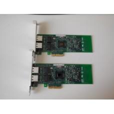 Intel PRO/1000 ET 2-Port PCI-E Gigabit Ethernet Kartı NIC DELL 0G174P G174P