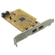 HP 2-Port PCI Firewire Kart 400 IEEE 1394a 515182-001